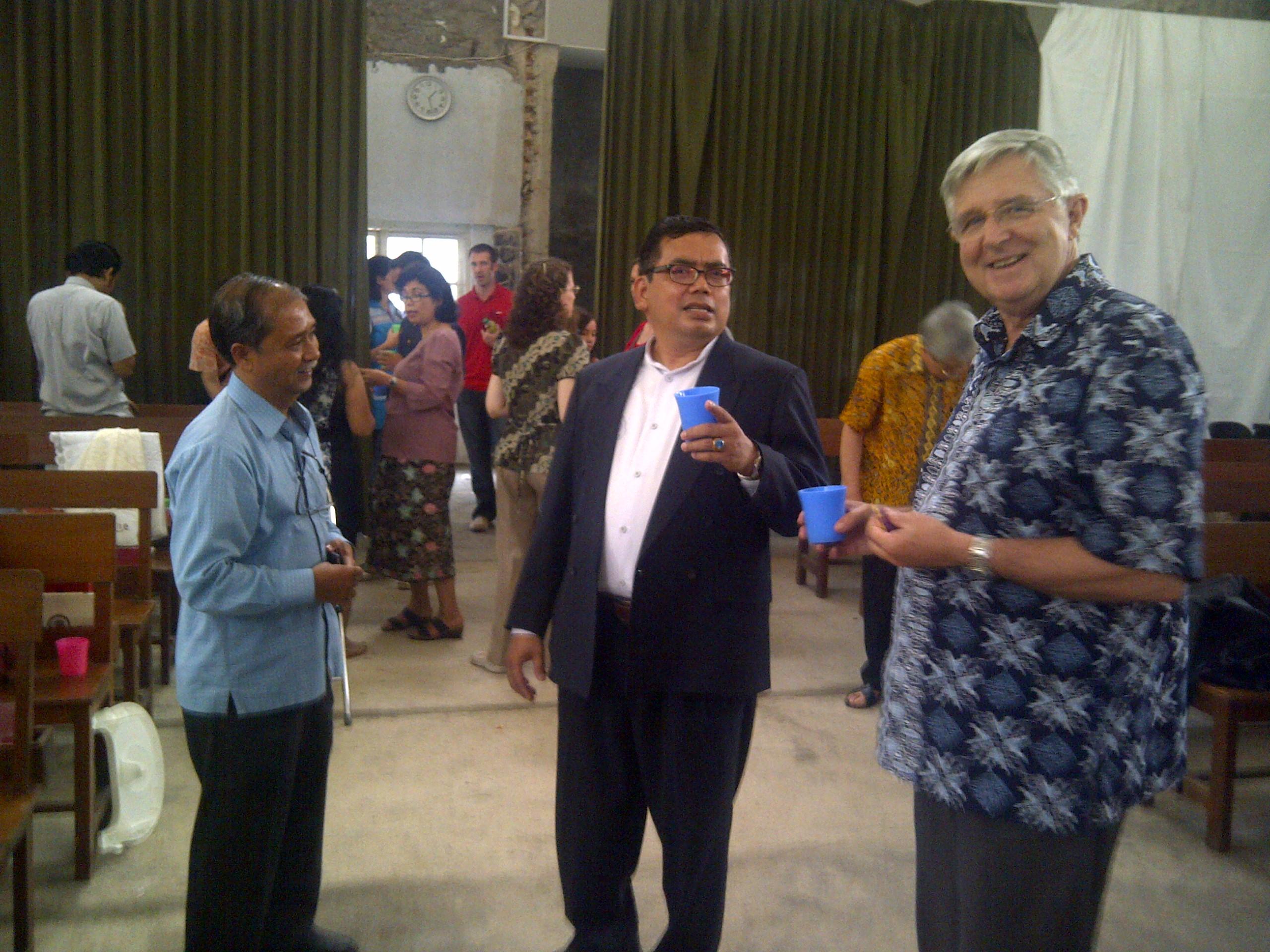 BESC ( Bogor Engglis Service Community ) di Kota bogor .